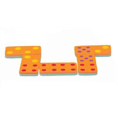 edushape Jumbo Domino Game Set
