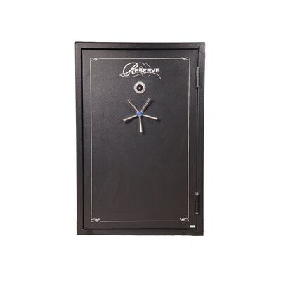 Hollon Safe Reserve Series 1 Hr Fireproof Dial Lock Gun Safe