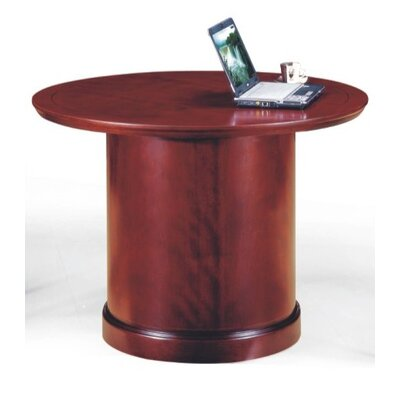 "Absolute Office Devon 48"" Round Meeting Table"