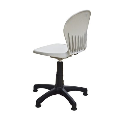 Winport Industries Canton Computer Chair in Gray