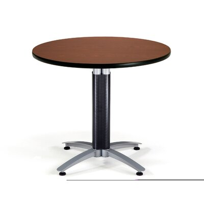 "OFM Multi-use 29.5"" x 36"" Round Table with Mesh Base"