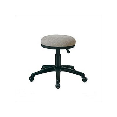 OFM Height Adjustable Drafting Stool with Casters