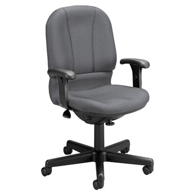 OFM Posture Mid-Back Confrence Chair with Arms