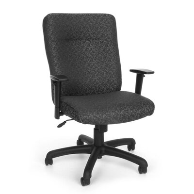 OFM Mid-Back Executive / Conference Chair with Arms