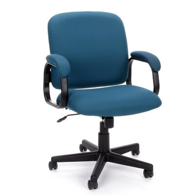 OFM Mid-Back Executive Standard Fabric Confrence Chair with Arms