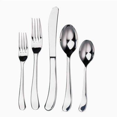 Sea Drift 45 Piece Flatware Set
