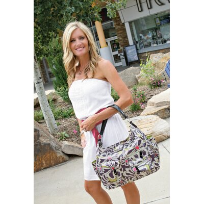 Amy Michelle Lotus Diaper Bag
