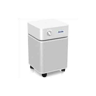 Austin Air HEGA Allergy Machine Junior in White w/ Optional Replacement Filters