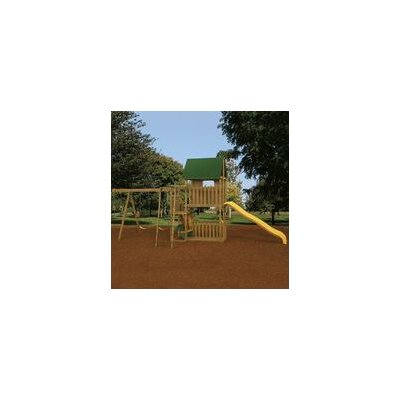 Playstar Inc. Great Escape Starter Swing Set