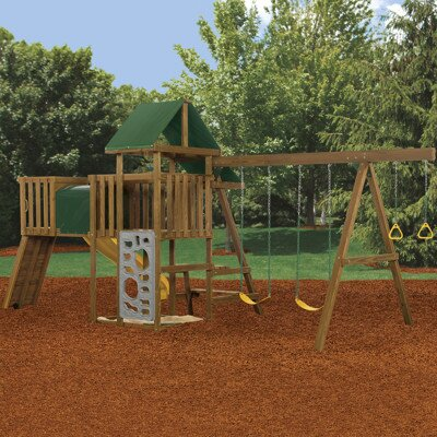 Playstar Inc. Rival Swing Set
