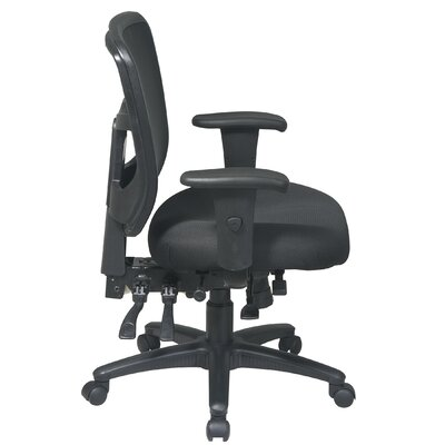 Office Star Products ProLine II ProGrid Mid-Back Managerial Chair