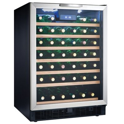 Danby 50 Bottle, Built-in or Freestanding Wine Cooler
