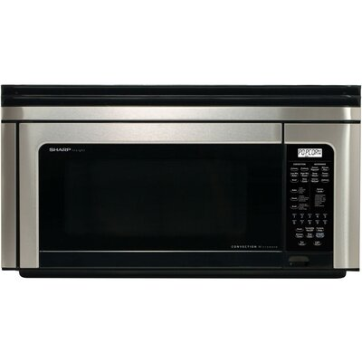 Sharp 850W Over the Range Convection Microwave Oven
