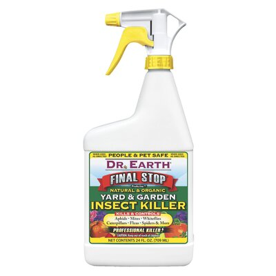 Dr. Earth Yard and Garden Insect Killer
