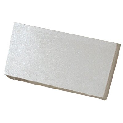 "Diamond Tech Tiles Stone 3"" x 6"" Polished Field Tile in China White"
