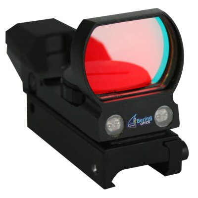 Bering Optics Sensor Reflex with an Automatic Reticle Brightness Control