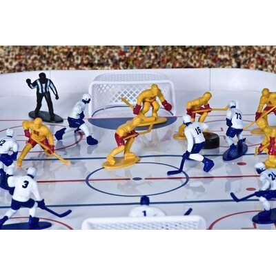 Kaskey Kids Hockey Board Game with Guys (Set of 30)