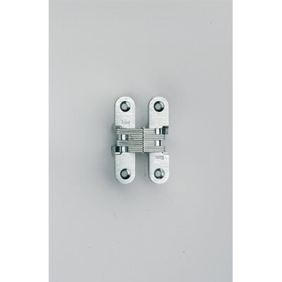 SOSS Model 208 Invisible Hinge for Wood or Metal Applications
