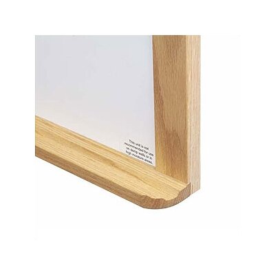 Marsh Remarkaboard Boards - Oak Frame 1.5' x 2'