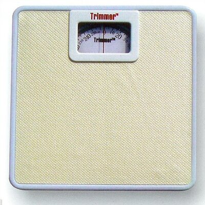 Trimmer Basic Metal Mechanical Bathroom Scale