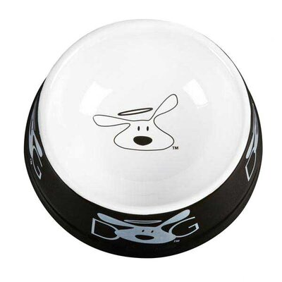Dog is Good Halo Dog Bowl