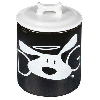 Dog is Good Halo Dog Treat Canister
