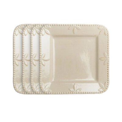 "Signature Housewares Sorrento 11"" Square Dinner Plate"