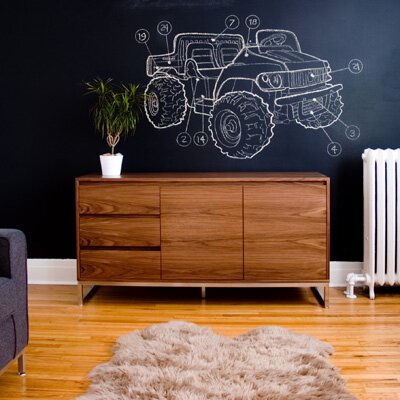 Gus* Modern Annex Sideboard