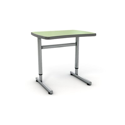 Paragon Furniture 2 Student Adjustable Height Classroom Desk with Bookbox
