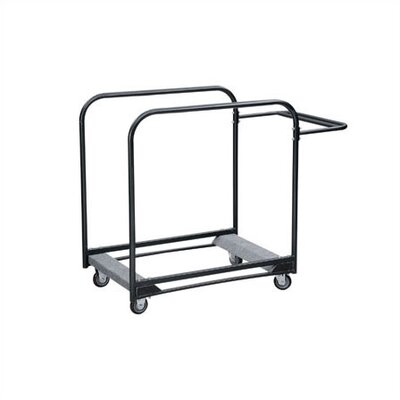 "Buffet Enhancements Table Dolly for 48"" to 60"" Round Folding Tables"