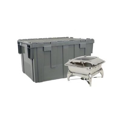 Buffet Enhancements Deluxe Cater-Crate Set