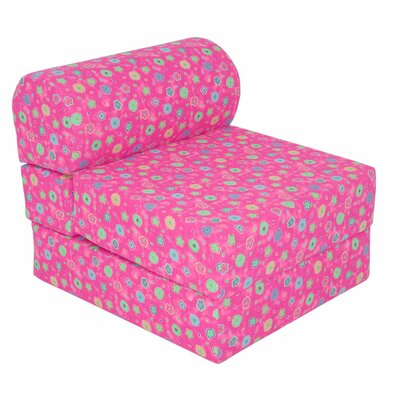 Children's Foam Sleeper Chair