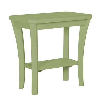 Acacia Home and Garden Magnolia Chairside Table