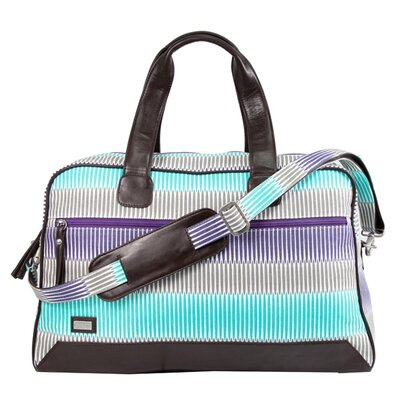 "Ame & Lulu Expediter 21.5"" Carry-On Duffel"