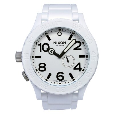 Nixon Men's Rubber 51-30  Watch