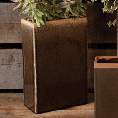 HomArt Mulberry Rectangular Vase