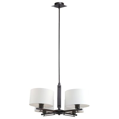 EGLO Tabea 4 Light Chandelier