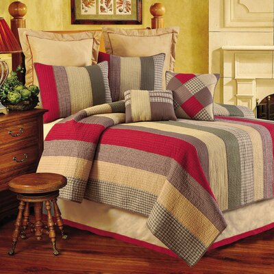 C & F Enterprises Oak Ridge Quilt Collection