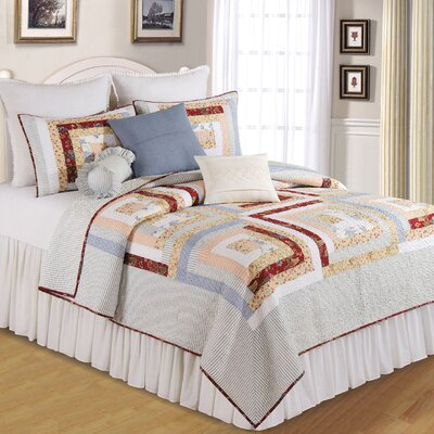 C & F Enterprises Eleanor Quilt Collection