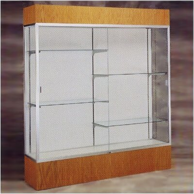 Waddell Reliant 2076 Series Case with Oak Base