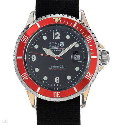 Oceandiver OD1R Men's Plastic Watch
