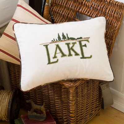 Taylor Linens Lake Pillow