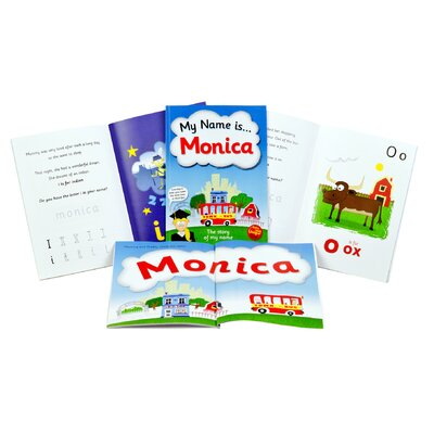 Signature Gifts Personalized Children's Book