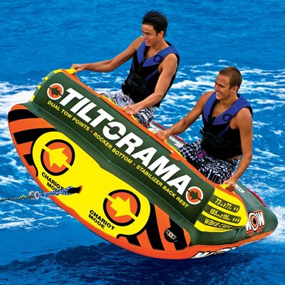 World of Watersports Tiltorama Towable