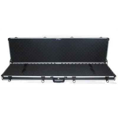 AluminumLock Wheeled Double Rifle Case