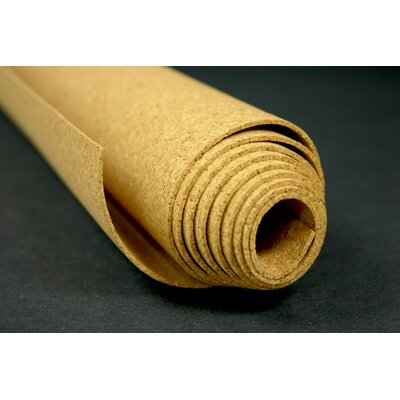 Ghent Natural Cork Roll, 90 - 200 feet