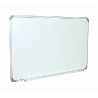 Ghent Cintra Radial Edge, Euro-Style Magnetic Markerboard 18&quot; H x 24&quot; W