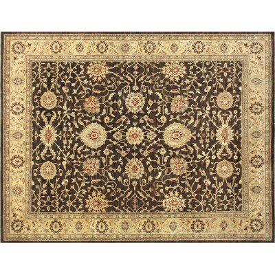 Loloi Rugs Majestic Chocolate / Gold Rug