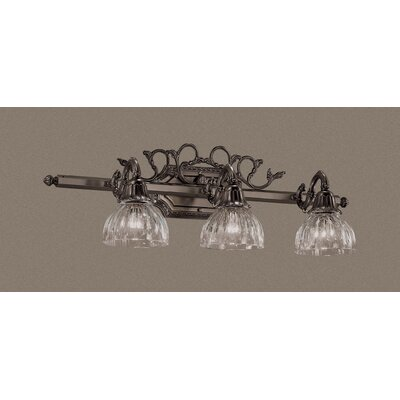 Classic Lighting Majestic 3 Light Bath Vanity Light
