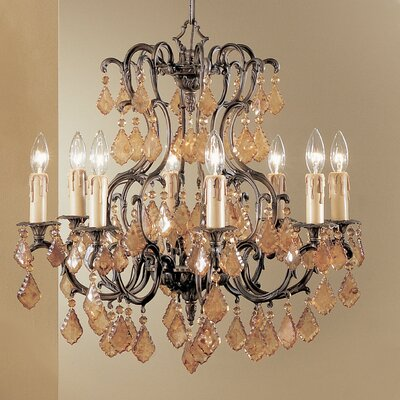 Parisian 8 Light Chandelier